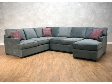 Klaussner Loomis 3 Piece Sectional G49762