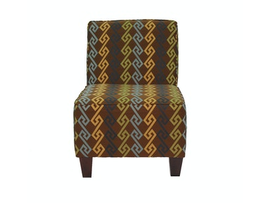 Klaussner Antoro Armless Accent Chair 496259