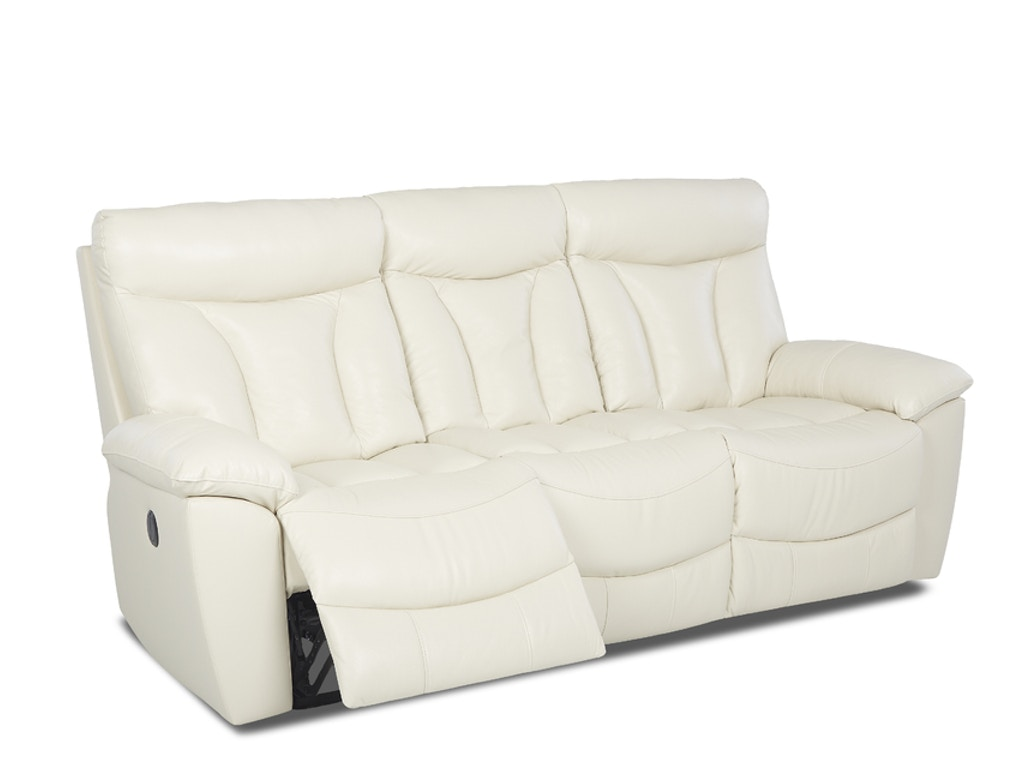 Klaussner Living Room Deluxe Reclining Sofa 517431 Kittle S Furniture Indiana