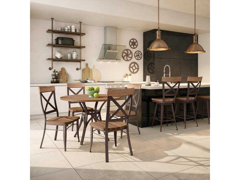 Amisco Dining Room Kai Table Base 50609