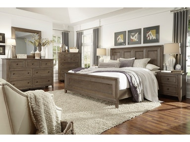 Magnussen Home Complete Queen Panel Bed B3744-54