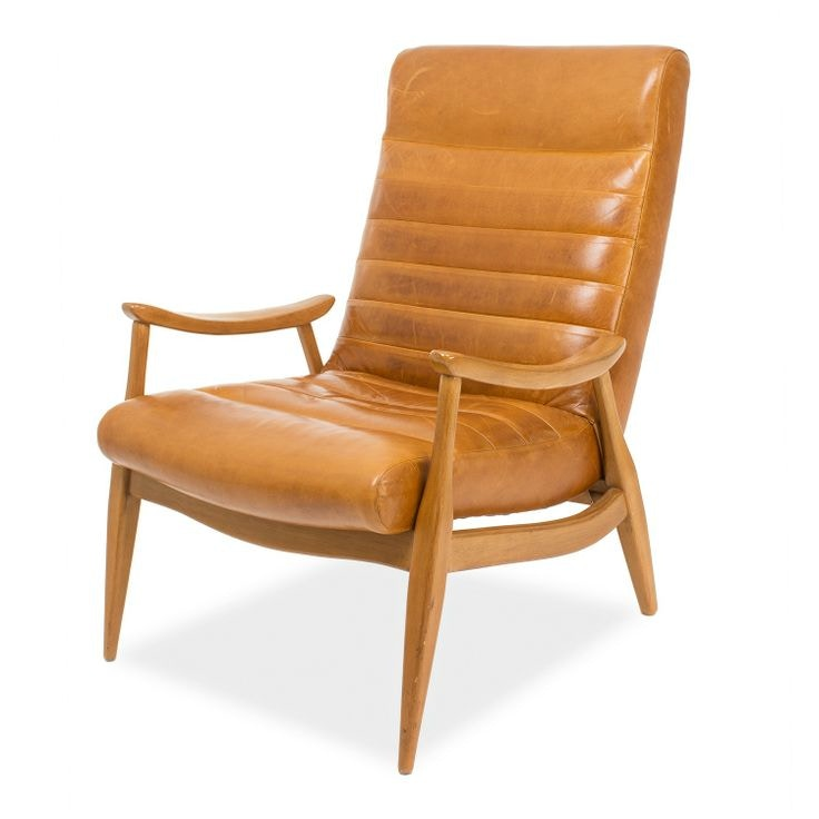 Delightful Precedent Furniture Living Room Hans Leather Chair