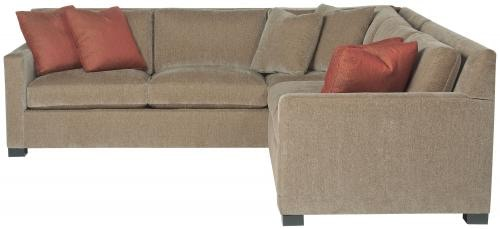 Bernhardt Interiors Living Room Kelsey Sectional  sc 1 st  McElheranu0027s : kelsey sectional - Sectionals, Sofas & Couches