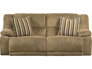 Jackson Furniture Hammond Reclining Sofa in Coffee 1441 2776-29
