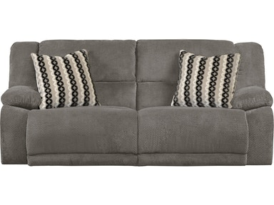 Jackson Furniture Hammond Reclining Sofa in Granite 1441 2776-58