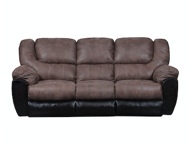 Simmons Upholstery Reclining Sofa 50431BRRS