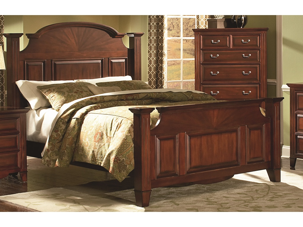 New Classic Bedroom Furniture New Classic Bedroom 6740 Queen Poster Bed Goldsteins Furniture
