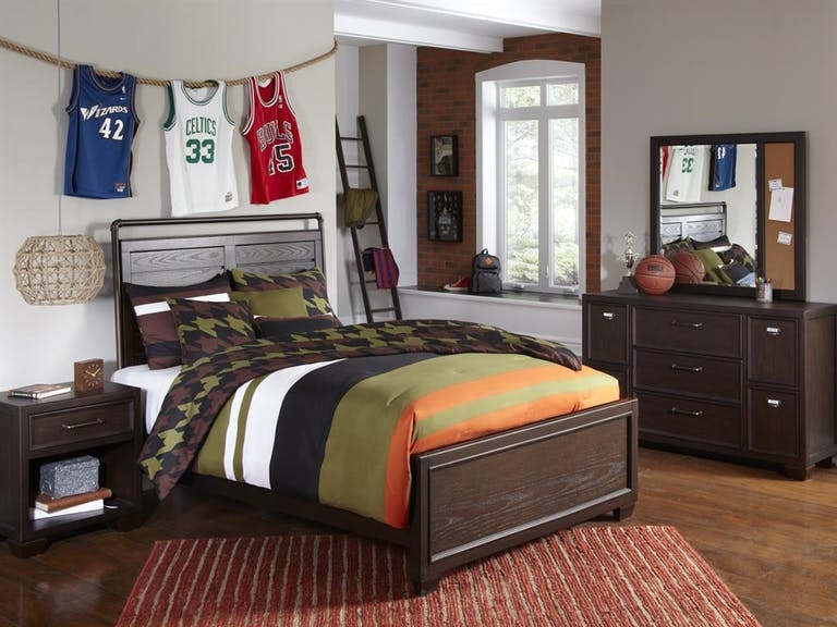 Samuel Lawrence TWIN BED 8872 TWIN BED