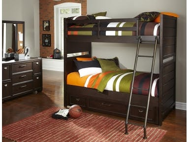 8872 TWIN BUNK BED