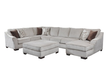 Simmons Upholstery 3-piece sectional 9355 3PC SECTIONAL