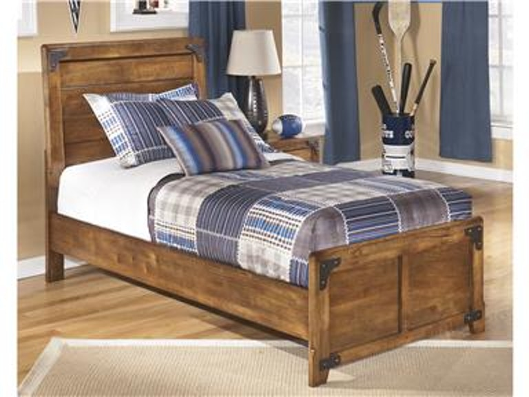 Ashley B362 Twin Panel Bed