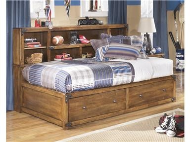 Ashley B362 Twin Storage Bed B362 Twin Storage Bed