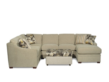 Craftmaster Three piece sectional F933 3 piece sectional