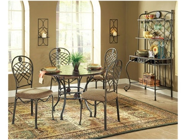 steve silver dining room wimberly table wb450 table