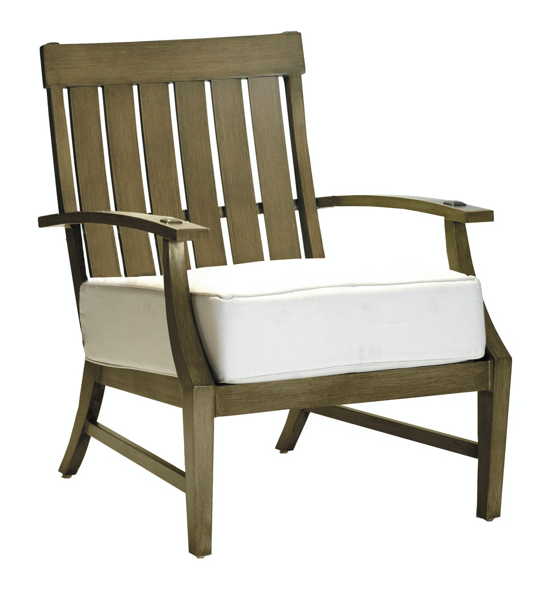 333715. Croquet Aluminum Lounge Chair