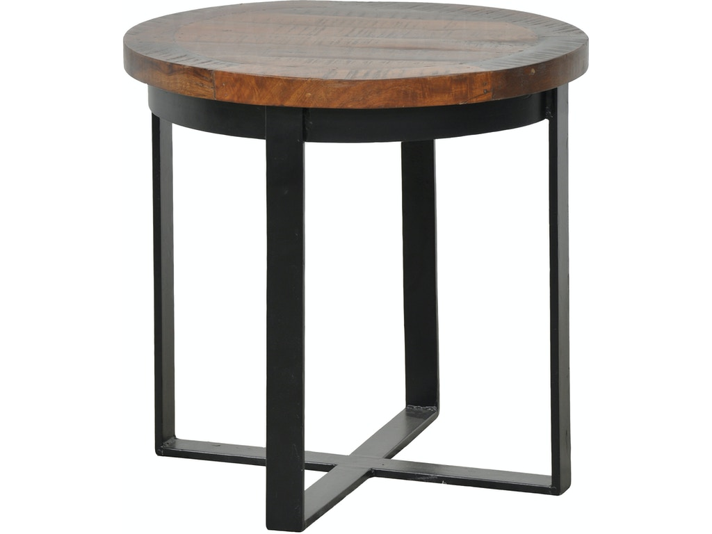 Classic Home Westwood Round End Table 51001979