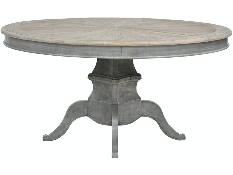 Classic Home Wells Round Dining Table 51002015