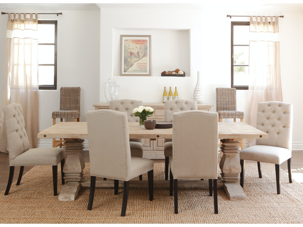 Classic Home Essex Dining Table 51007010ELP