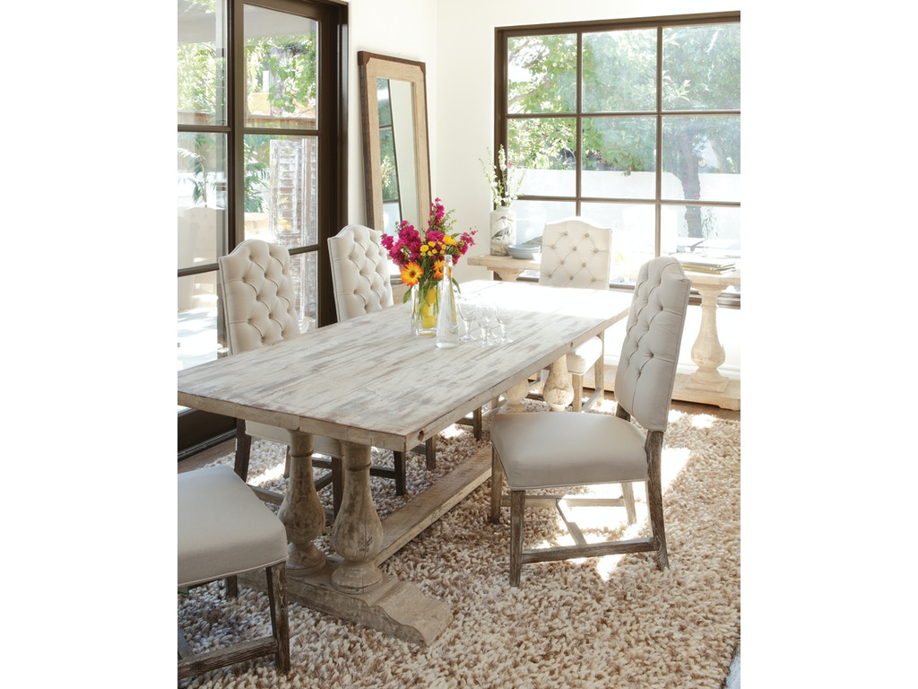 Classic Home Windsor Dining Table 51007015ELP