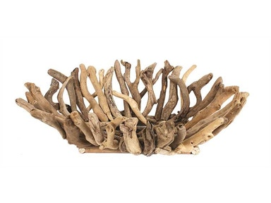Creative Co-Op Driftwood Tray DA0676