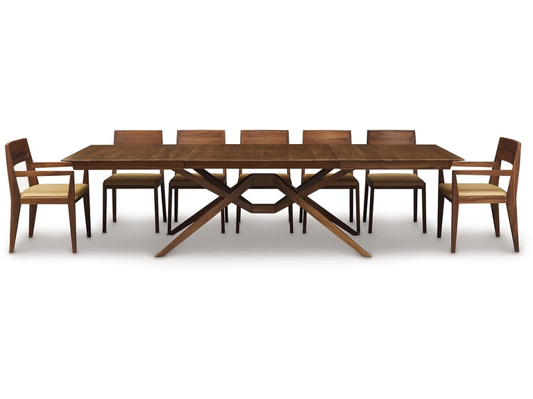 Copeland Exeter Double Leaf Extension Table 6 EXE 20 04