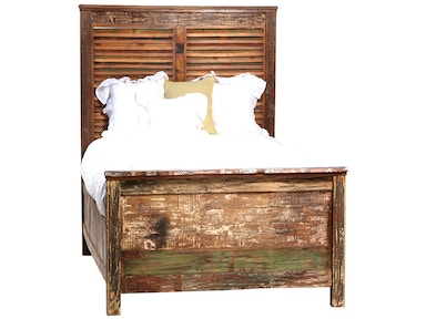 DOVETAIL  Nantucket Twin Bed NE89T