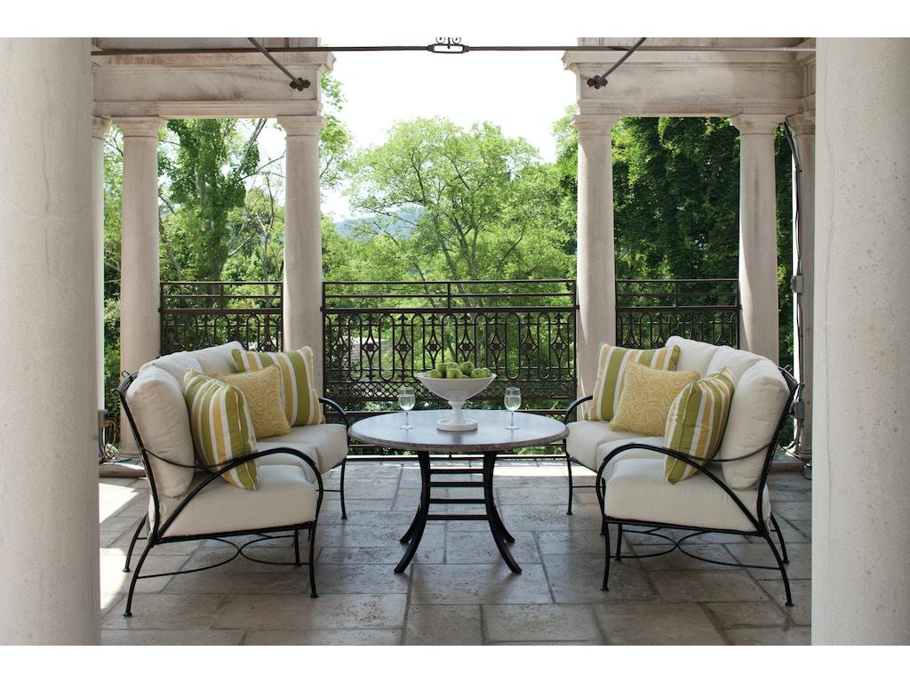 Summer Classics OutdoorPatio Paris Curve Sofa  Tin Roof - Summer classics outdoor furniture
