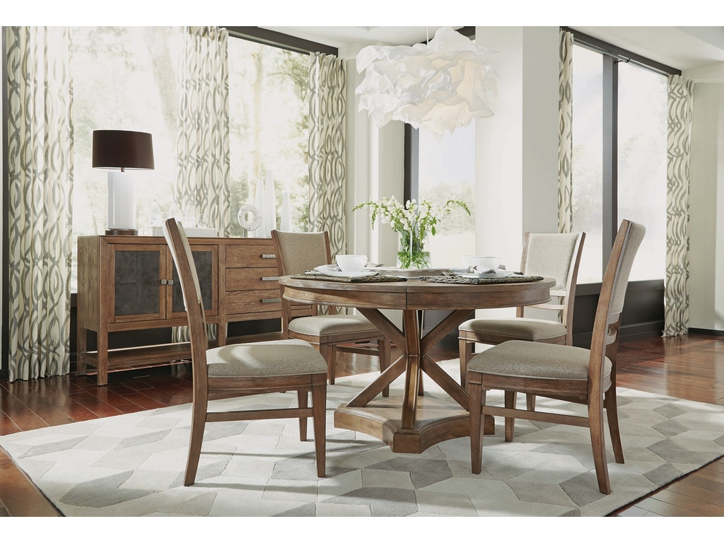 Flexsteel Round Dining Table W1148 834