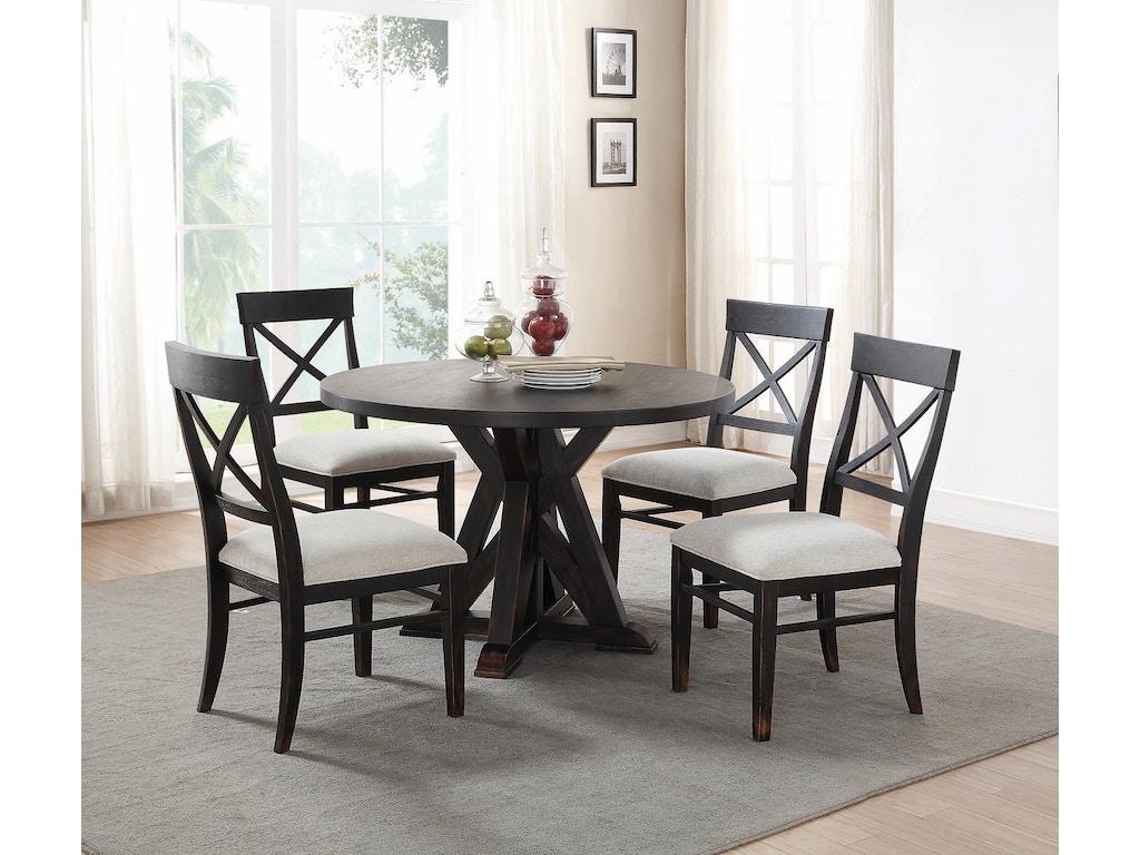 Flexsteel Round Dining Table W1537 833
