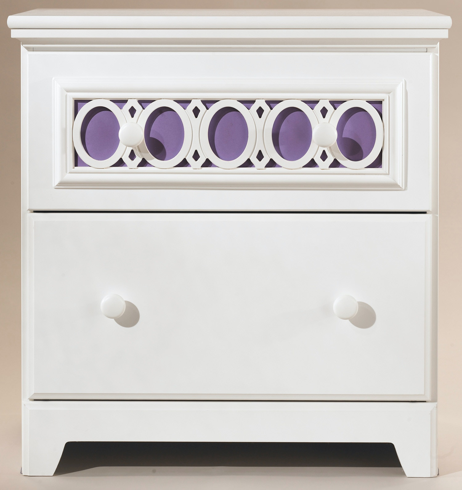 Signature Design by Ashley Youth Bedroom Zayley Nightstand
