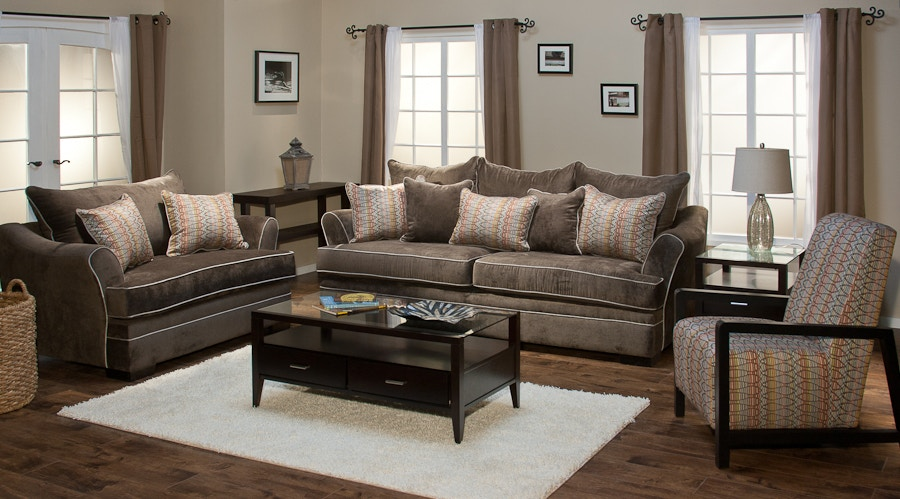 Michael nicholas designs living room alexander sofa 043694 for Michael apartment sofa