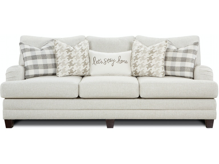 Fusion Living Room Basic Wool Sofa 056850 Furniture Fair Cincinnati Dayton Oh And Northern Ky