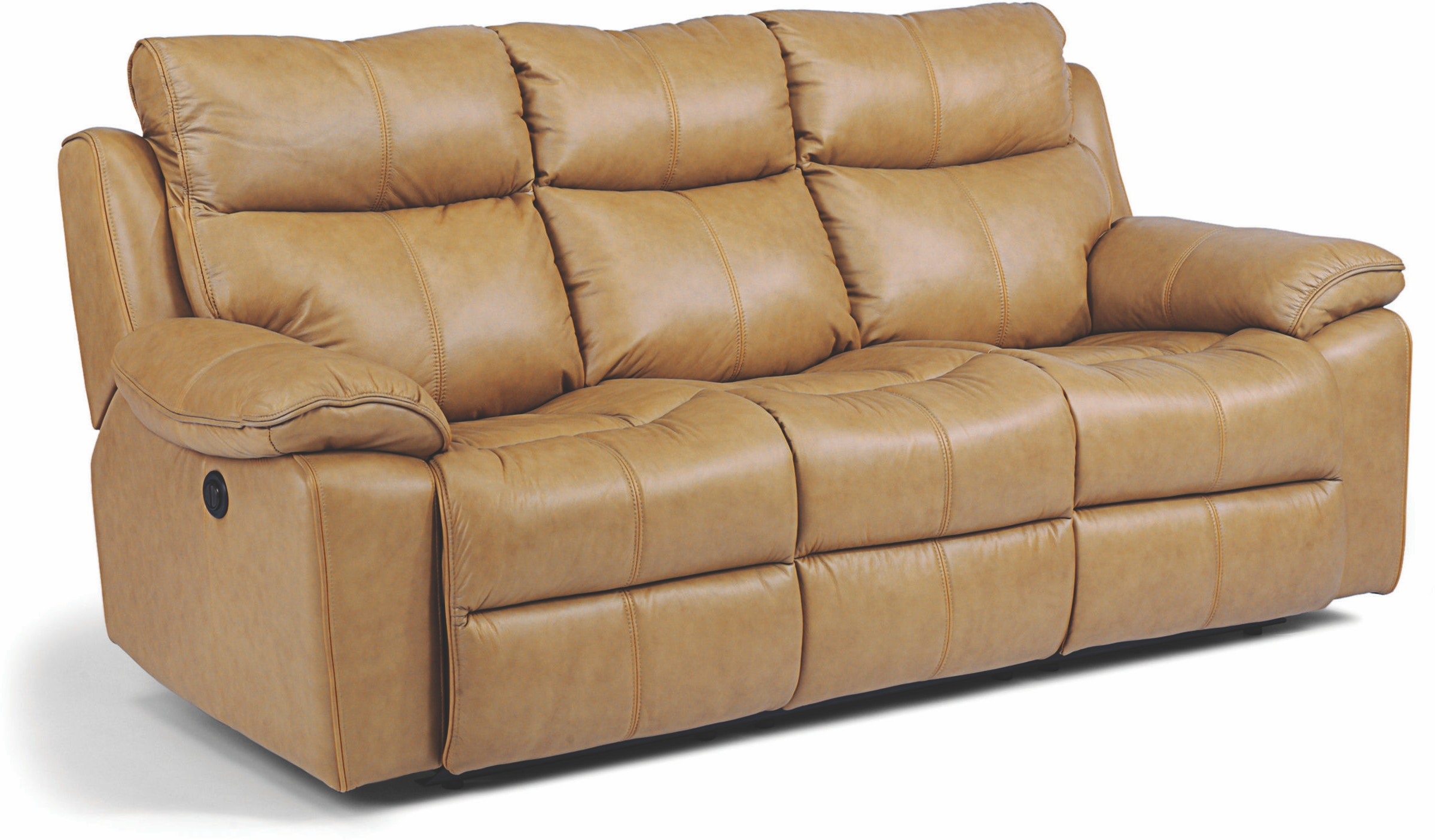 Flexsteel Living Room Julio Power Reclining Sofa