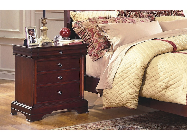 New Classic Home Furnishings Inc Versailles Bedroom Group King 647717 Furniture Fair