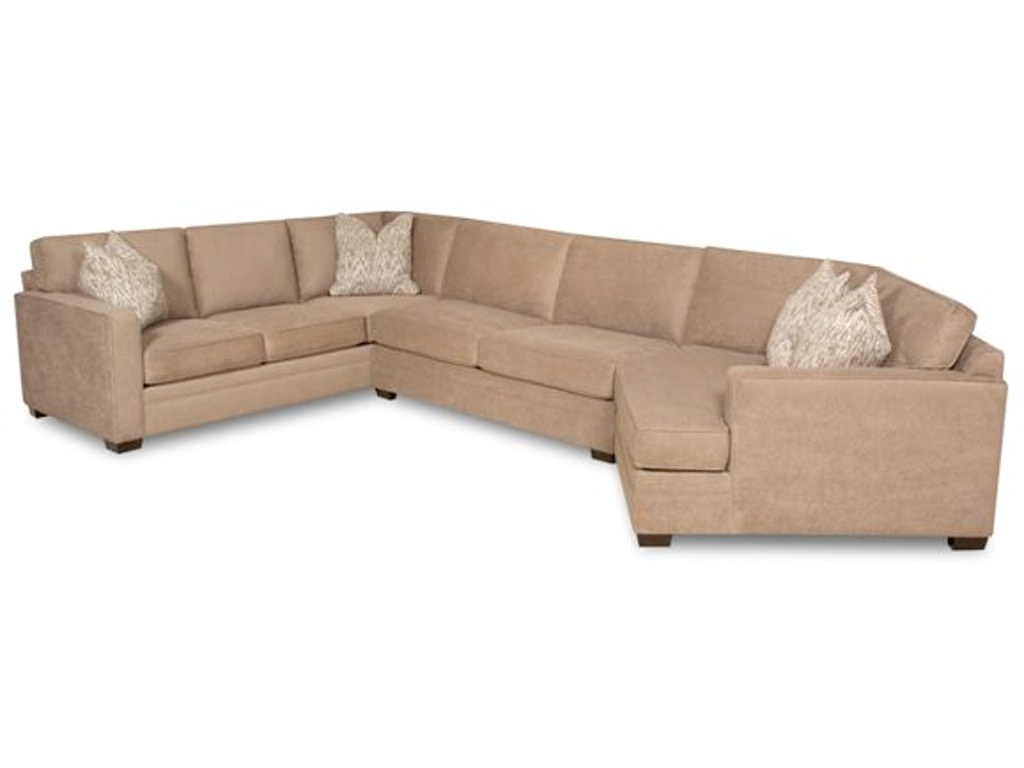 Bauhaus living room track arm sectional available in for Sectional sofa configurations
