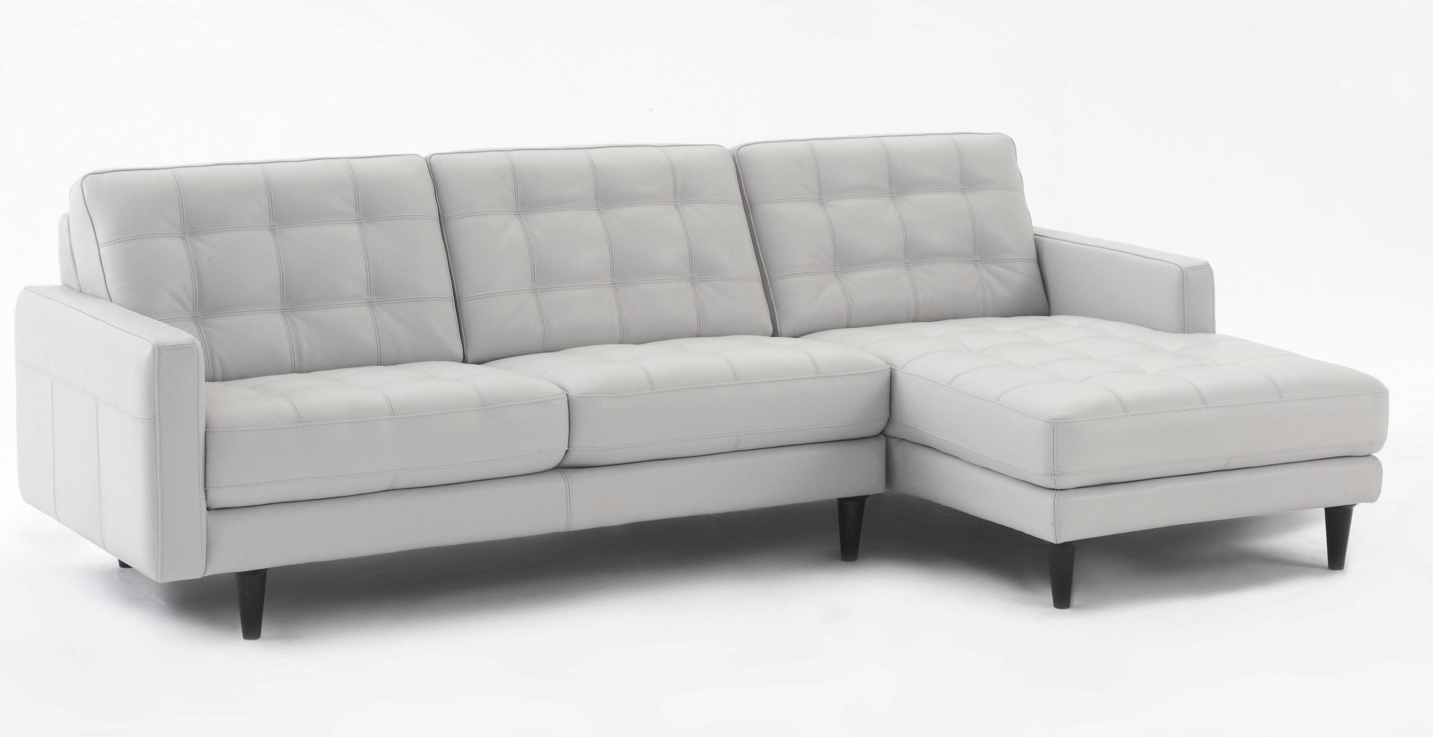 Chateau du0026#39;ax Living Room Italian leather tufted sofa U217 - Hamilton Sofa u0026 Leather Gallery ...