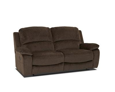 klaussner dual reclining loveseat titanium truffle dekker rls
