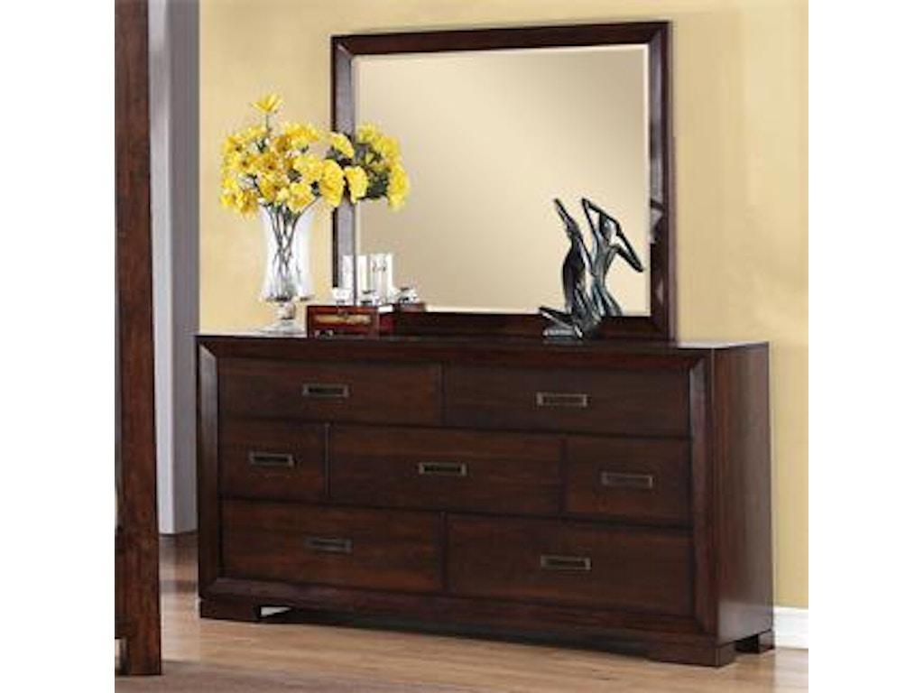 Riverside Bedroom Riata Dresser 75860 Interior Furniture Resources Harrisburg Hershey And
