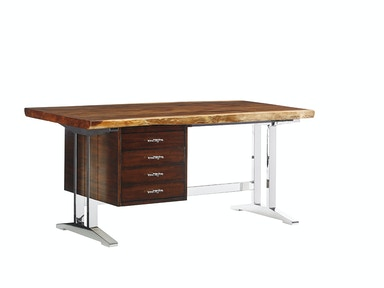 Belair Collection La Costa Live Edge Writing Desk 100NL-405