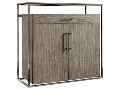My Compliments Dining Room Curata Bar Cabinet 1600-50001-MWD