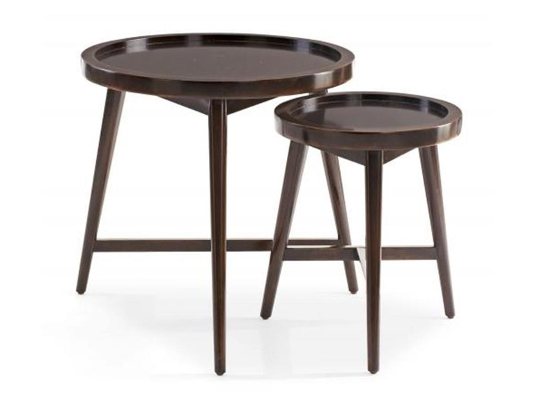 Barcelona Putnam Round Table (Set Of 2) 326-031