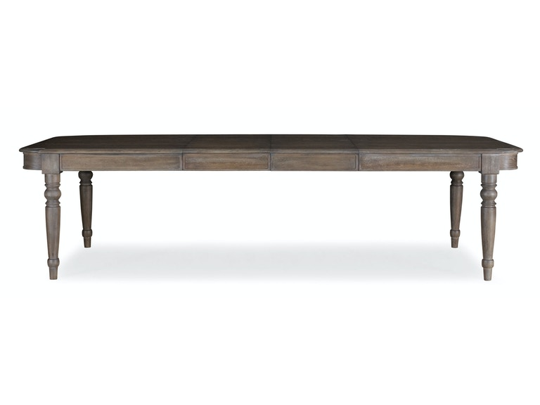 Barcelona Belgian Oak Dining Table 337-222