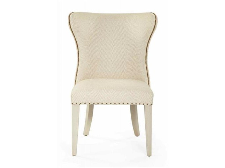 Barcelona Upholstered Wing Dining Chair 341-541