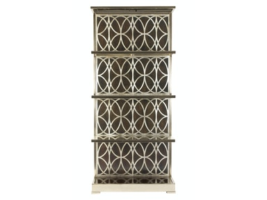 Barcelona Miramont Metal Etagere (Open Top) 360-814C