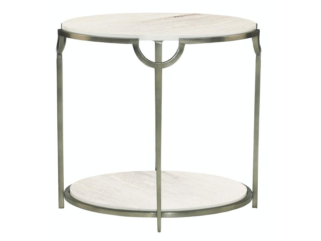 Barcelona Living Room Morello Oval End Table 469 113 Avenue Design Canada