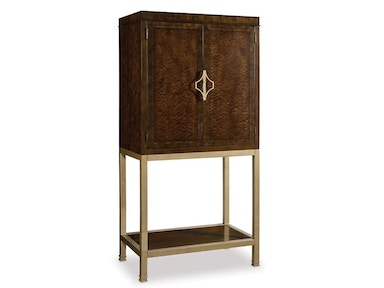 My Compliments Dining Room Skyline Bar Cabinet 5336-75160