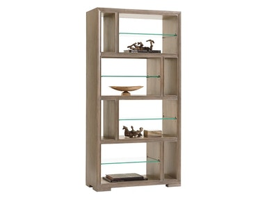 Belair Collection Windsor Open Bookcase 725-991