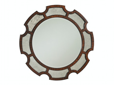 Belair Collection Del Mar Round Mirror 708-201