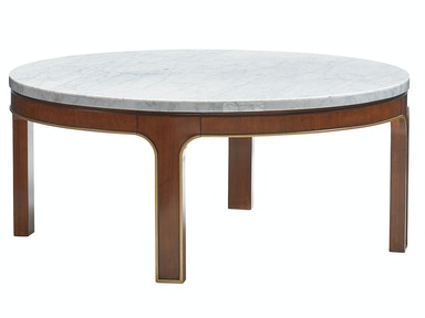 Belair Collection Interlude Round Cocktail Table #723-943