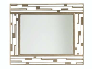 Belair Collection Studio Metal Mirror 725-205